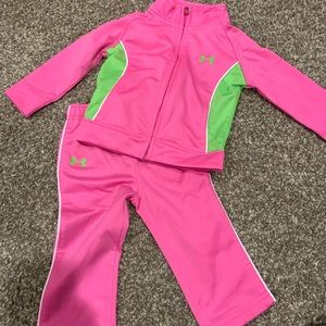 Under Armour Track Suit
